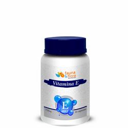 Vitamina E 750mg 30 cápsulas - Fauna e Flora l Sua Loja Online de Produtos Naturais