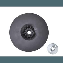 Suporte Disco Lixa 7`` Eixo M14 DABP7SFM14 - 1226 - FERTEK FERRAMENTAS