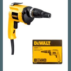 Parafusadeira Elétrica 1/4 540W Dry Wall Dewalt DW... - FERTEK FERRAMENTAS