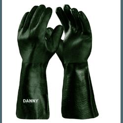 Luva de PVC Verde PETRONIT 45CM Danny DA12214 XG V... - FERTEK FERRAMENTAS