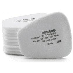 Filtro para Particulas P2 5N11 I - 290 - FERTEK FERRAMENTAS