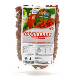 Gojiberry Desidratado 120g - 13389 - Fitoflora Produtos Naturais