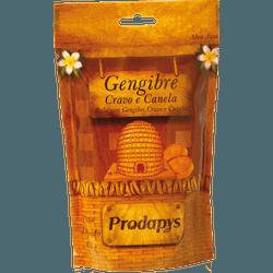 Bala com Gengibre Cravo E Canela 60g - 11412 - Fitoflora Produtos Naturais