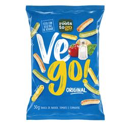 Snack Vego! Original 30g - 17451 - Fitoflora Produtos Naturais