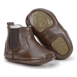 Botina Bebê Country Infantil Em Couro - cp202238/B... - FRANCABOOTS