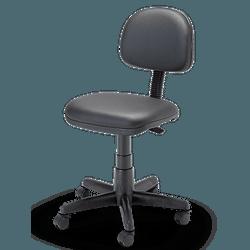 Cadeira Operativa Secretária Plus - Plaxmetal - ca... - FRANCOLIVETTI