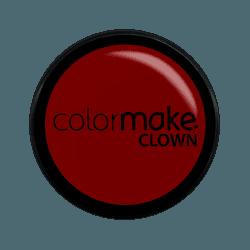 MINI CLOWN MAKEUP COLORMAKE VERMELLHO 8G - 5034-V... - FRANPALHAÇO
