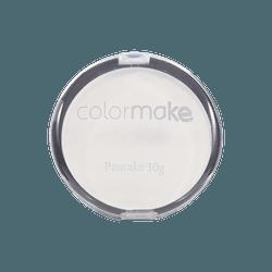 PANCAKE COLORMAKE BRANCO 10G - 3002-BCO - FRANPALHAÇO