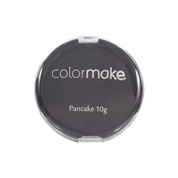 PANCAKE COLORMAKE PRETO 10G - 3007-PTO - FRANPALHAÇO