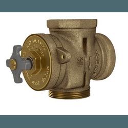 Base para válvula de descarga Hydra - Deca - Hidráulica Tropeiro