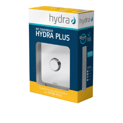 Kit conversor Hydra Plus - Deca - Hidráulica Tropeiro