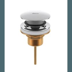Válvula de escoamento click 1601.C.CLI DECA - Hidráulica Tropeiro