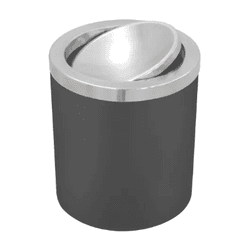Lixeira com tampa basculante 5L - Tramontina - Hidráulica Tropeiro