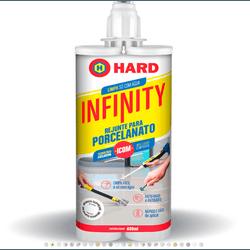 REJUNTE INFINITY PORCELANATO 400ML HARD - IMPERMIX