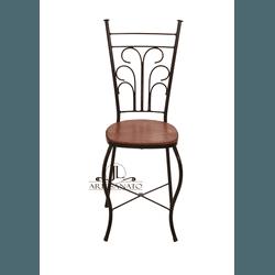 Cadeira De jantar Buffet - 66 - JLARTESANATO