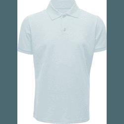 Camisa Polo Masculina Branca - 4037 - JR Confeções