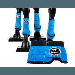 Kit Completo Cloche e Caneleiras Color Azul Turque... - LETÍCIA COUNTRY IMPORT'S