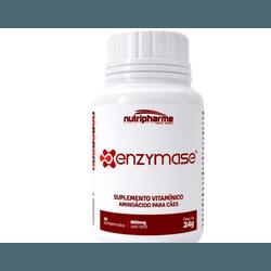 Suplemento Vitaminico Nutripharme Enzimase 30 Caps... - Loja Animália