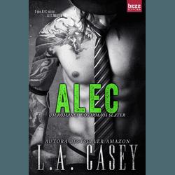 Alec - Série Irmãos Slater - Vol. 2 - AS - LOJABEZZ
