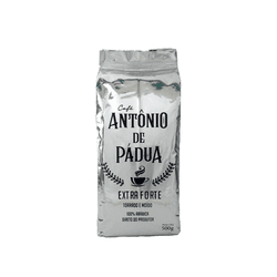 Café Antônio de Pádua - Extra Forte - Torrado e Mo... - LOJACAFENOBRASIL