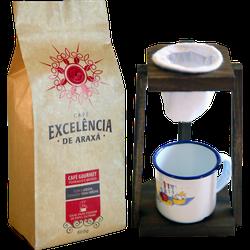Kit de Café Excelência - de Araxá - Café Gourmet t... - LOJACAFENOBRASIL