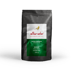 Café Mitsuo Nakao Espresso - em Grãos - 250g - LOJACAFENOBRASIL