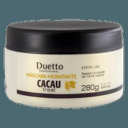 Mascara Hidratante Cacau Treat Duetto 280g - Duetto Super - Cosméticos Profissionais