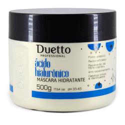 Mascara Acido Hialurinico Duetto Professional - Duetto Super - Cosméticos Profissionais