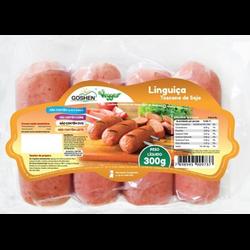 Linguiça toscana de soja - Goshen (4 unidades) - MR VEGGY