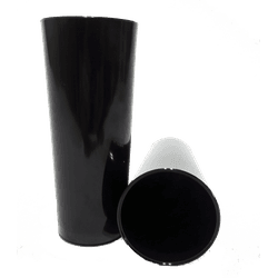 Copo Long Drink Preto - Caixa com 100 unidades - ... - LOJA POPSTAMP
