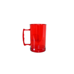 Caneca Chopp Vermelho - Caixa com 50 unidades - c... - LOJA POPSTAMP