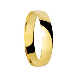 Aliança de ouro 18k polida - 000845ALLS - MAGNIFIQUE