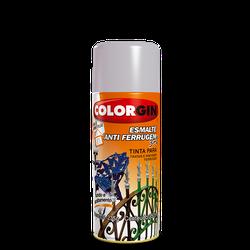 Tinta Spray Brilhante Esmalte Antiferrugem 3X1 - Marajá Tintas