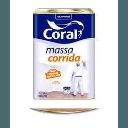 MASSA CORRIDA PVA 25KG - Marajá Tintas