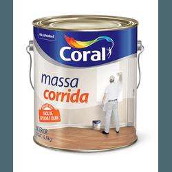 MASSA CORRIDA PVA 6KG - Marajá Tintas