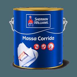 MASSA CORRIDA Sherwin Williams 3,6 L - 6KG - Marajá Tintas