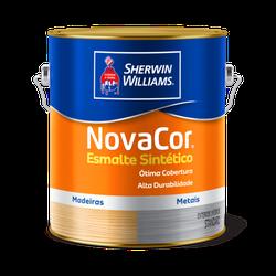 Esmalte Novacor Fosco Grafite Claro 3,6L - Marajá Tintas