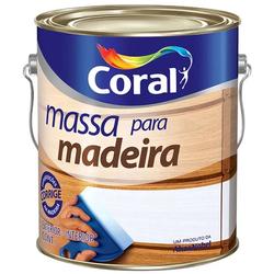 MASSA A ÓLEO 900ML - 1,3KG CORAL - Marajá Tintas