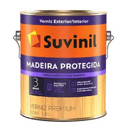 Verniz Marítimo Suvinil Madeira Protegida Fosco 3,... - Marajá Tintas