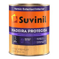 Verniz Marítimo Suvinil Madeira Protegida 900ML - Marajá Tintas