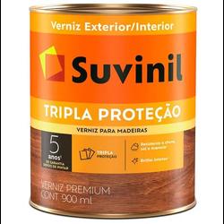 VERNIZ SUVINIL FILTRO SOLAR TRIPLA PROTEÇÃO BRILHO... - Marajá Tintas