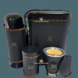Kit Chimarrão Premium Mateira com Acessórios - Mate Shop