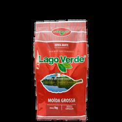 Erva-Mate Lago Verde Moída Grossa 1Kg - Mate Shop