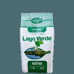 Erva-Mate Lago Verde Nativa 1Kg - Mate Shop
