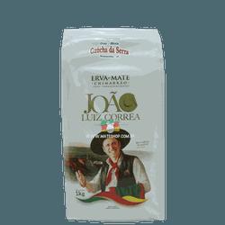 Erva-Mate João Luiz Corrêa 1Kg - Mate Shop