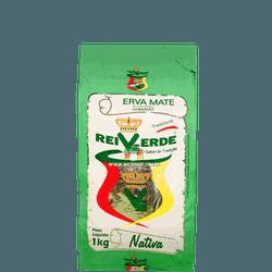 Erva-Mate Rei Verde Nativa 1Kg - Mate Shop