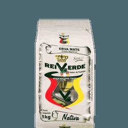 Erva-Mate Rei Verde Suave 1Kg - Mate Shop