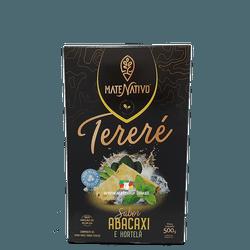 Tereré Mate Nativo Abacaxi e Hortelã 500g - Mate Shop
