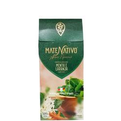 Erva-Mate Mate Nativo Menta e Laranja a Vácuo 500g - Mate Shop