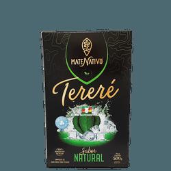 Tereré Mate Nativo Natural 500g - Mate Shop